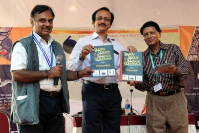 Mohan Siroya while Publication of his Book at IFFI-12.jpg