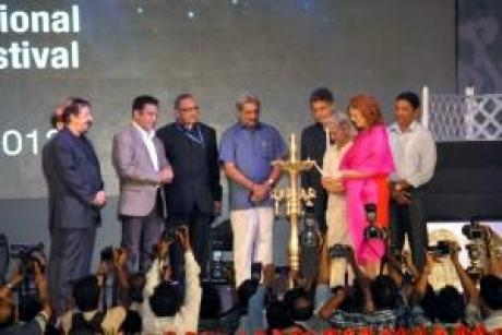 Inauguration of 44th International Film Festival of India (IFFI), Goa, 2013