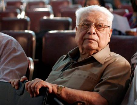 Mr. Basu Chatterjee - A renowned Film-Director