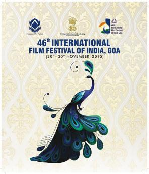 Logo of 46Th INTERNATIONAL FILM FESTIVAL OF INDIA 2015