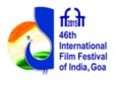 Logo of 46TH INTERNATIONAL FILM FESTIVAL OF INDIA --GOA