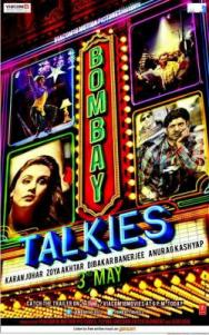 "Poster of Film ""Bombay Talkies"""